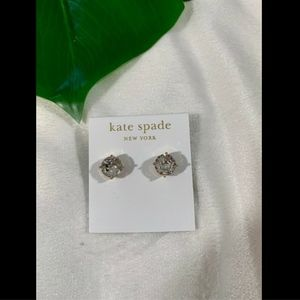 kate spade Jewelry - NWT Kate spade New York Round Faceted Stud Earring